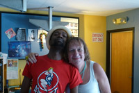With Duane Harriott, WFMU Radio, New Jersey, USA, 3rd September 2014